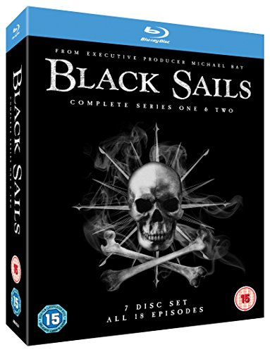 Black Sails: Complete Series One & Two
