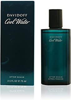 Cool Water By Davidoff For Men, Aftershave,, 2.5-Ounce Bottle