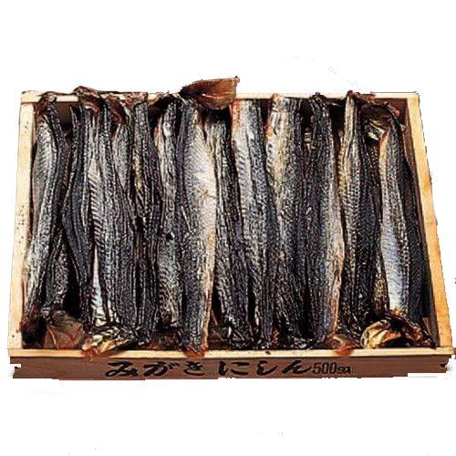 身欠きにしん1箱(木箱入り約500g) 煮物 甘露煮 漬物