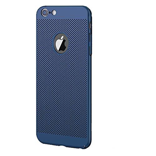 Funda para iPhone 6 6s, Ultra-Delgado Disipadores de Calor Carcasa 360°...