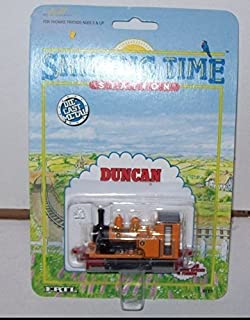Ertl Thomas the Train - Duncan - Shining Time Station by Ertl: Shining Time Station