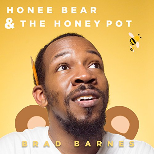 Honee Bear and the Honey Pot audiobook cover art