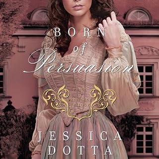 Born of Persuasion audiobook cover art