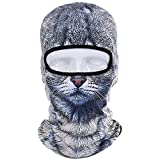 WTACTFUL Animal Balaclava...image