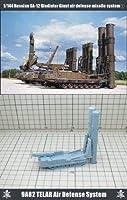 1/144 レジンキット Russian SA-12 9A82 Gladiator Giant air defense missile system