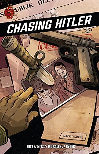 Chasing Hitler #2 (English Edition)