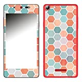 Disagu SF-106693_1207 Design Folie für Wiko Selfy 4G - Motiv Polygone 04