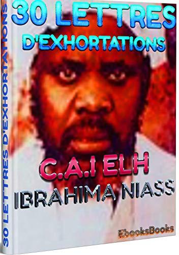Couverture du livre 30 LETTRES D'EXHORTATIONS