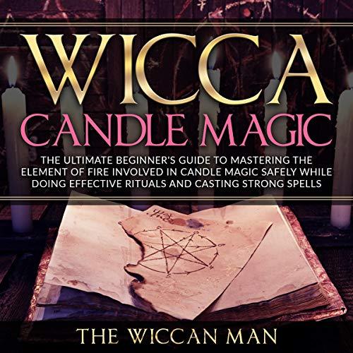 Couverture de Wicca Candle Magic