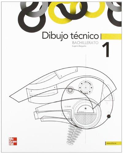 DIBUJO TECNICO 1 BACHILLERATO - 9788448181109
