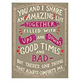 American Greetings Funny Father's Day Card for Husband (Funny Amazing Life)