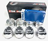 Guardian Engine Kits Sealed power Cast Flat Top Pistons+Rings Kit compatible with 1967-84 Chrysler Dodge 318 5.2L Click over size needed before placing in Cart!! (.030' Bore 3.940')