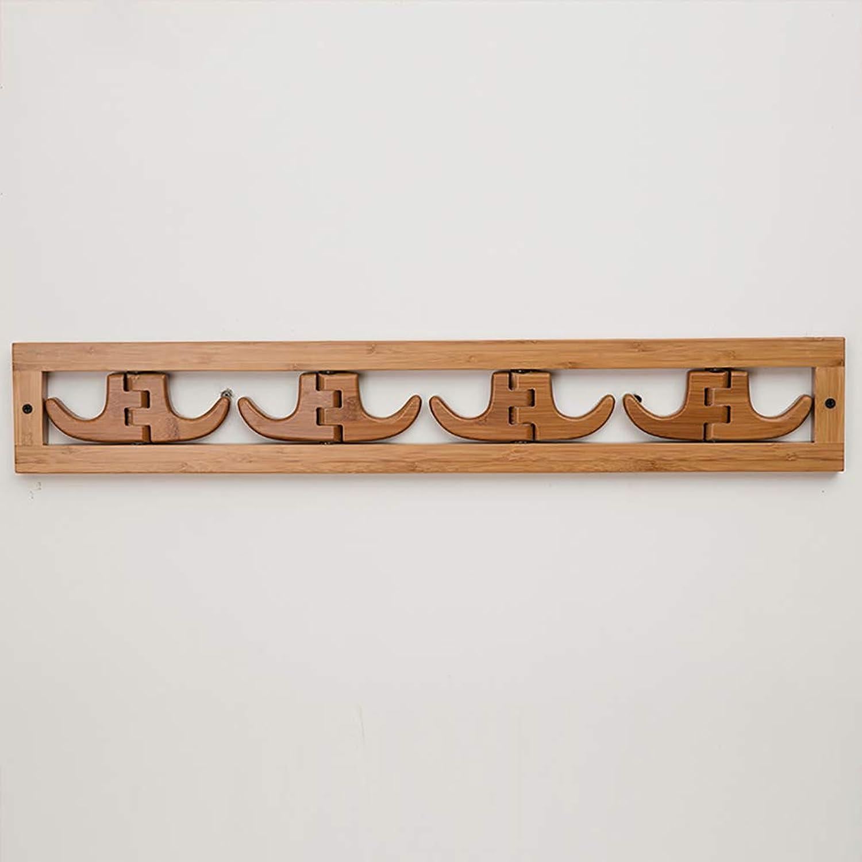 Hanger Wall Hanging Coat Rack Creative Bedroom Door Hook Hook Porch Coat Stand Wall (Size   8 Hooks)