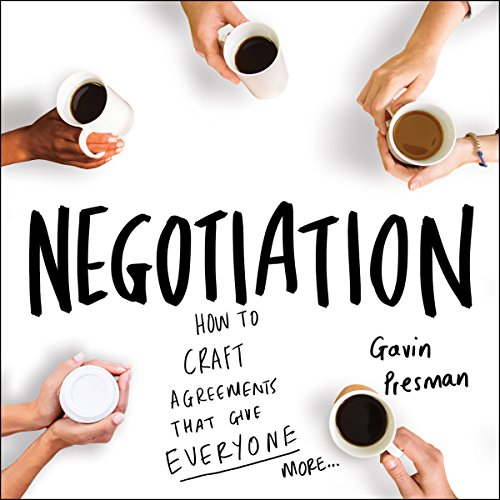 Negotiation cover art