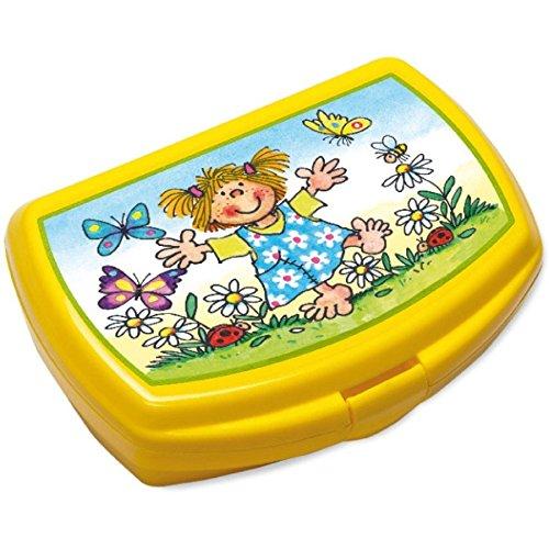 Lutz Mauder Lutz mauder10622Lotte mit Schmetterling Lunchbox