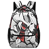 Giratina School Backpack Children's Bag Bookbag 3D Prints Backpack for Boys Girls