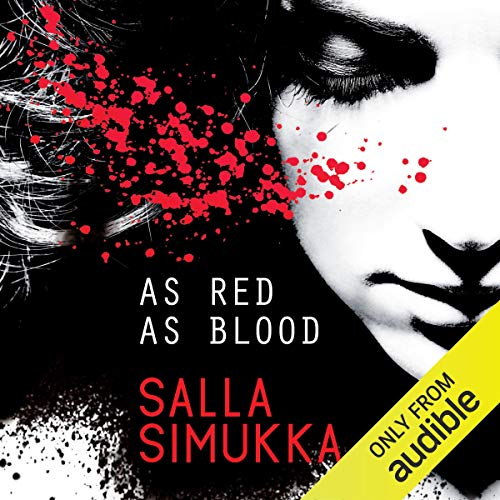 As Red as Blood                   By:                                                                                                                                 Salla Simukka                               Narrated by:                                                                                                                                 Amy McFadden                      Length: 6 hrs and 7 mins     Not rated yet     Overall 0.0