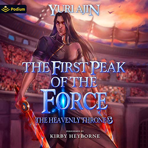 The First Peak of the Force cover art