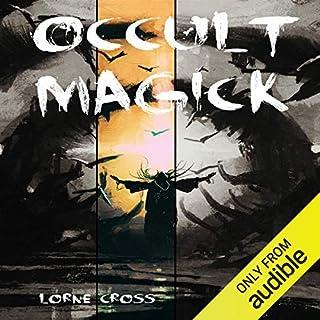 Occult Magick audiobook cover art