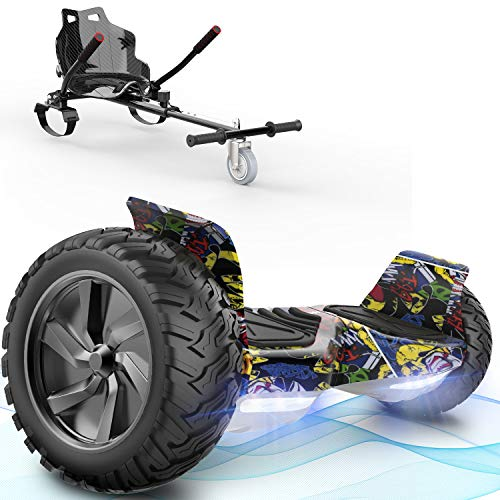 FUNDOT Hoverboards con Asiento, Hoverboards...