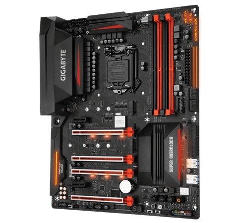 Gigabyte GA-Z270X-Gaming SOC LGA 1151 (Presa H4) Intel Z270 ATX