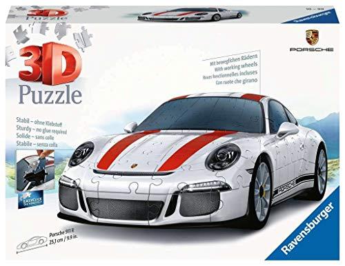 puzzle 3d porsche 911 leclerc