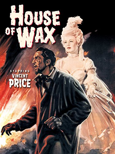 vincent price house of wax - 2