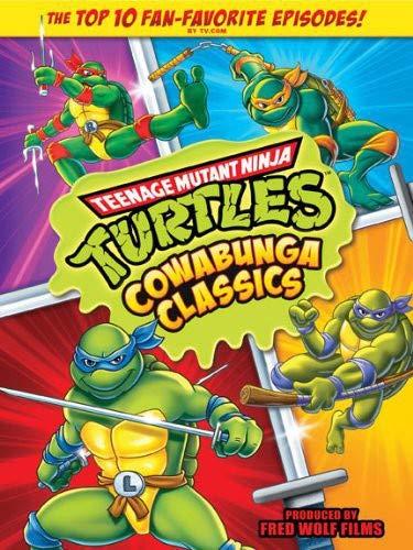 Teenage Mutant Ninja Turtles: Cowabunga Classics [DVD]