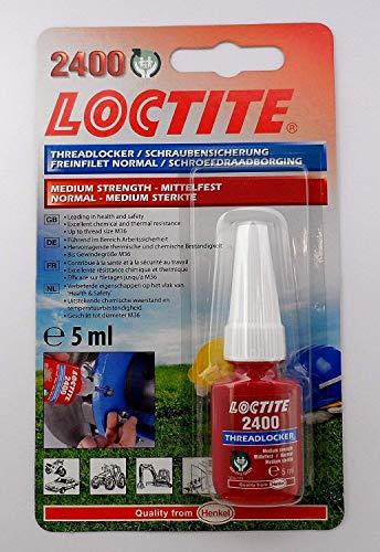 Henkel Loctite Threadlock 2700 - Pegamento y Sellador Especifico Fija Tornillos Media Potencia / Sellador Cierre Fuerza Hilo Fibra Fijatornillos - Franqueo libre!