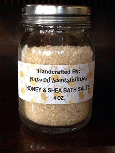 Honey Shea Nashville-Davidson Over item handling ☆ Mall European Spa Salts Bath
