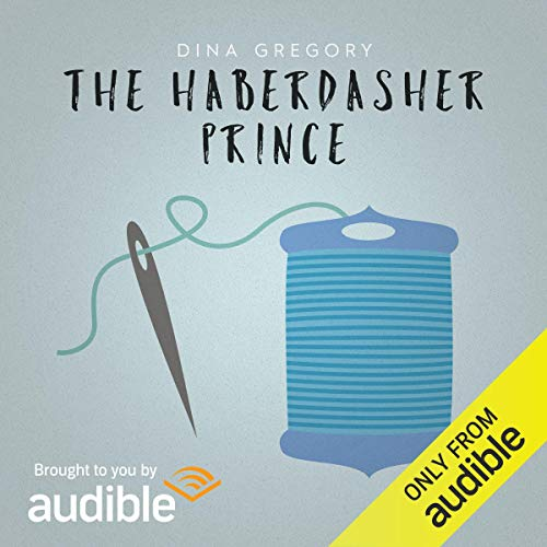 The Haberdasher Prince audiobook cover art