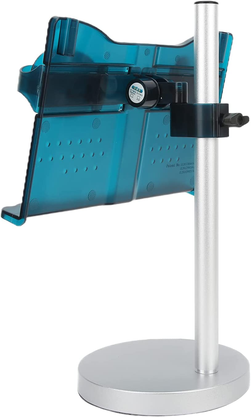 Book Max 67% OFF Stand Plastic Semi Angle 2021 model Adjustment f Automatic
