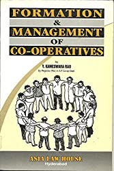 Formation and Management of Societies - by Y. Kameshwara Rao