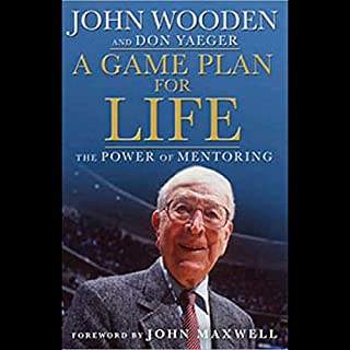 A Game Plan For Life: The Power of Mentoring cover art