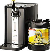 La Leffe La Légère est une bière de fermentation basse qui possède une belle robe jaune dorée coiffée d'une mousse blanche, pour des arômes de malt et de céréales. Elle refroidit à 3°C et garde la bière fraîche et gazeuse pendant 30 jours, plus longt...