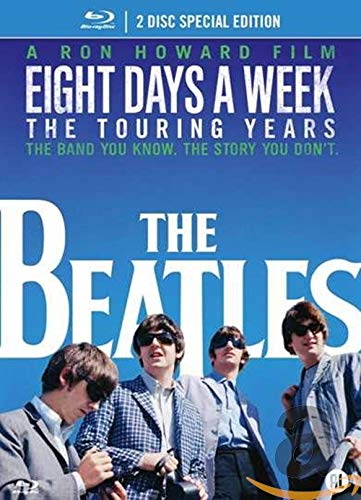 The Beatles  - Eight Days A Week (2 Blu-Ray) [Italia] [Blu-ray]