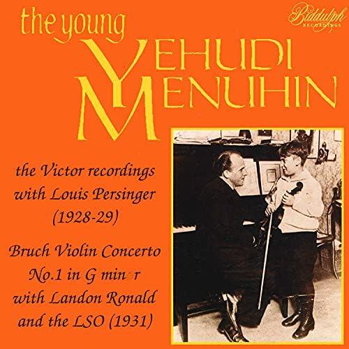 Yehudi Menuhin, Louis Persinger, London Symphony Orchestra & Landon Ronald