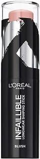 L'Oréal Paris Contouring Makeup Infaillible contourstick Blush 001 Rouge, 1 stuk (1 x 9 ml)