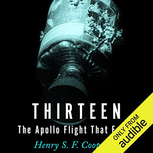 Thirteen audiobook cover art