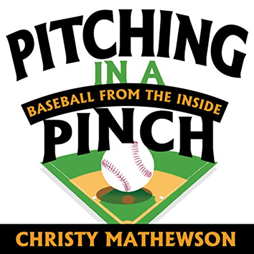 Pitching in a Pinch audiobook cover art