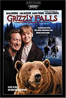 Grizzly Falls art