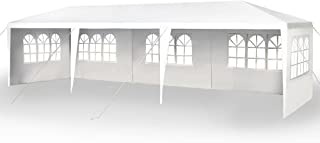 FDW 10`x30` Party Wedding Outdoor Patio Tent Canopy Heavy Duty Gazebo Pavilion -5