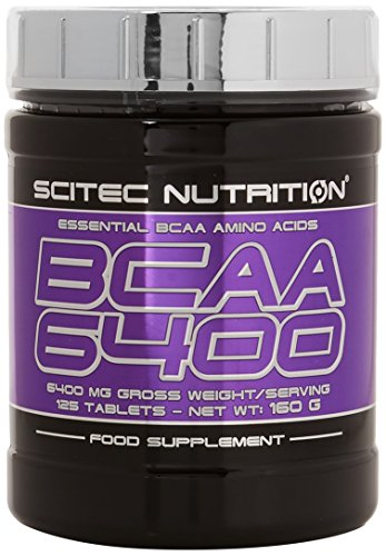 Scitec Nutrition BCAA 6400 125 Tablets