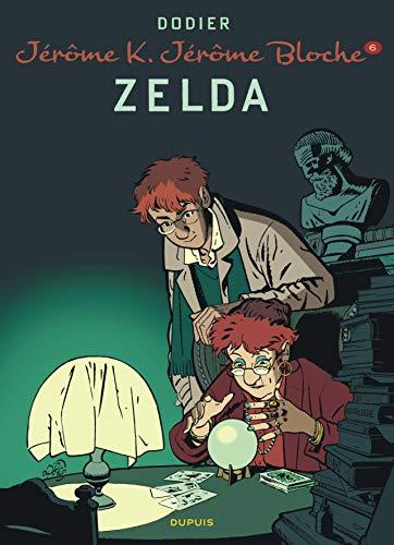 Jérôme K. Jérôme Bloche - Tome 6 - Zelda (nouvelle maquette)