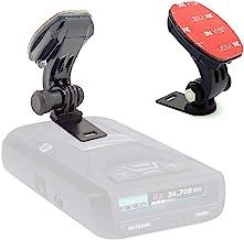 LycoGear Radar Detector Easy Connect Adhesive Mount for Uniden R1 R3 R7 DFR6 DFR7 DFR8 DFR9 Radar Detectors