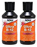Now Foods Ultra B-12 - 4 oz. ( 2 pack )