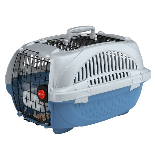 Ferplast 73038899W1 Trasportino per Gatti e Cani di Piccola Taglia