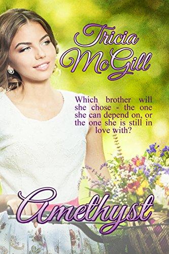 Book: Amethyst by Tricia McGill