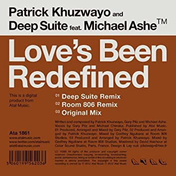 Love's Been Redefined (feat. Michael Ashe)