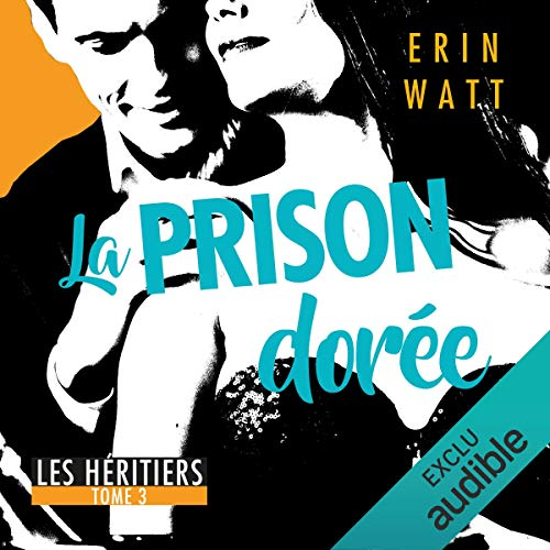 La prison dorée audiobook cover art